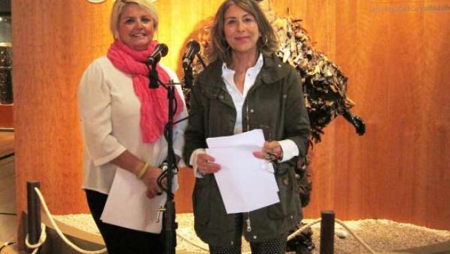 Directora del Museo de Arte Africano y secretaria de Harambee en Castilla y León