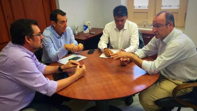 Junta de Portavoces del Ayuntamiento de Almería
