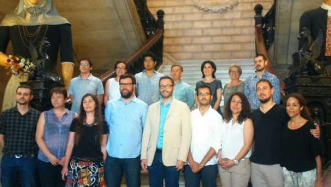 Organigrama del Ayuntamiento de Palma