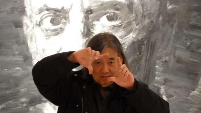 Yan pei-ming exposición málaga cac primera muestra pintura