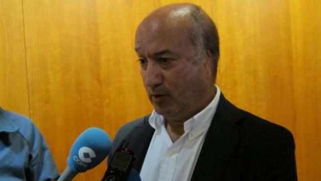Luis Venta Cueli, diputado del PP en la JGPA
