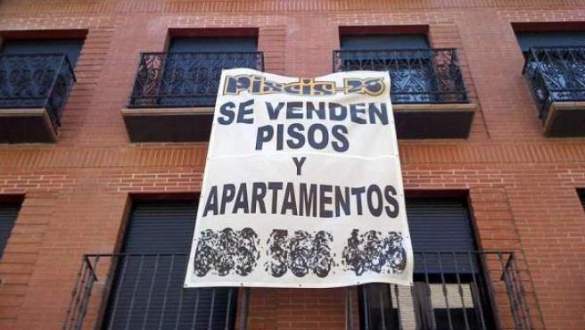 Una promoción de pisos y apartamentos en venta.