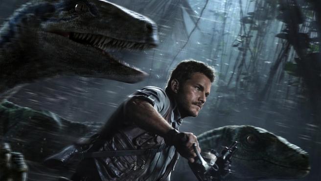 'Jurassic World' hace historia devorando la taquilla