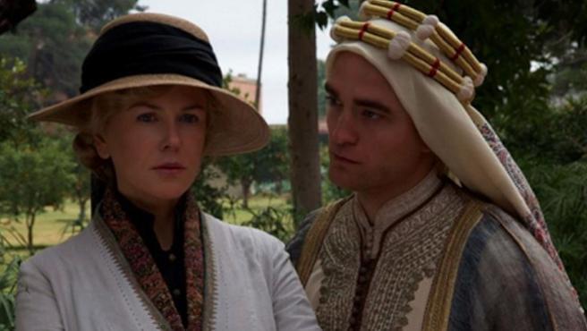 Tráiler de 'Queen of the Desert', con Nicole Kidman y Robert Pattinson