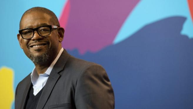 El actor Forest Whitaker.
