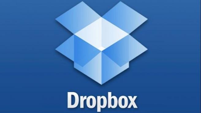 <p>Logotipo de la plataforma online de almacenamiento Dropbox.</p>