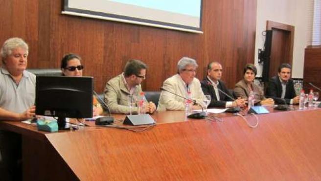 Presentación Plataforma Tercer Sector en la Región de Murcia