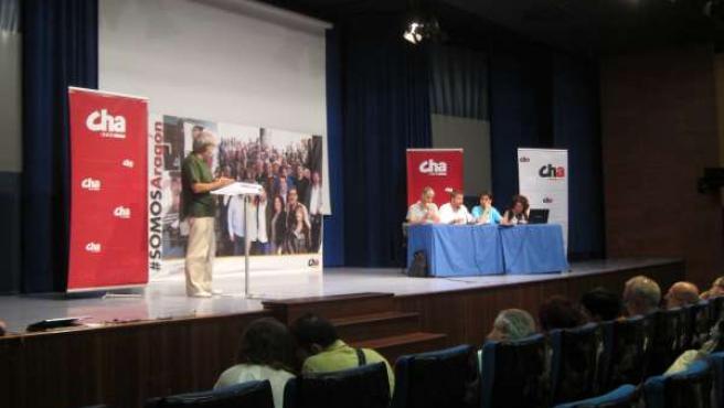 VII Conferenzia Nazional de CHA.