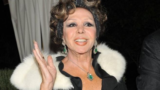 Marujita Díaz en una imagen de archivo de 2010.