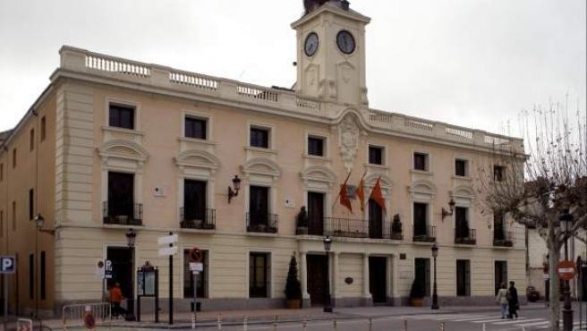 Tres Detenidos En La Operación Policial En Alcalá Por Un Presunto Fraude En Cursos De Formación