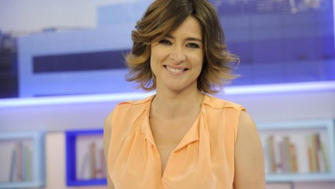 La presentadora Sandra Barneda.
