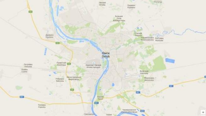 Región de Omsk, en Siberia.