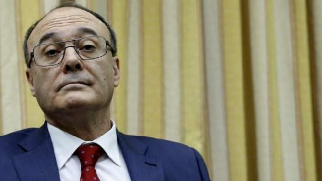 El Gobernador del Banco de España, Luis Maria Linde.