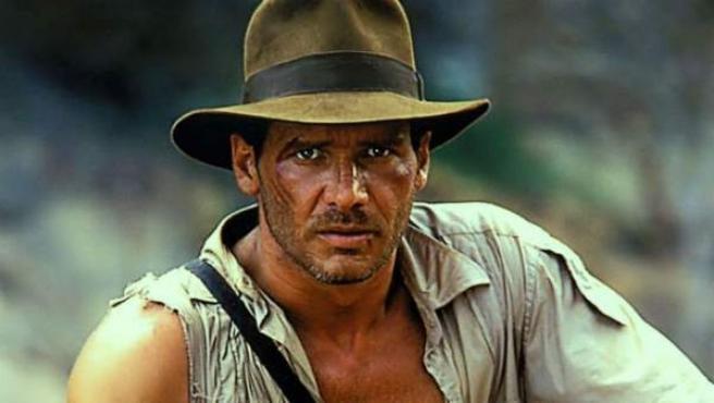 Blog Estado Crítico: Imagen de Harrison Ford en una de las películas de Indiana Jones.