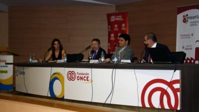 Presentación de estudio de Fundación ONCE y Cepes