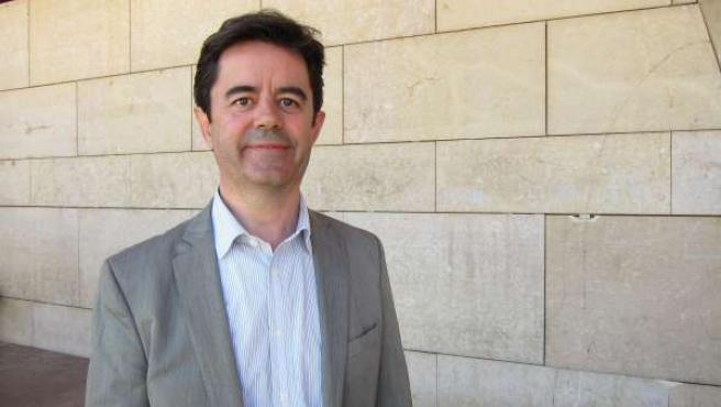 El alcalde de Huesca, Luis Felipe (PSOE)