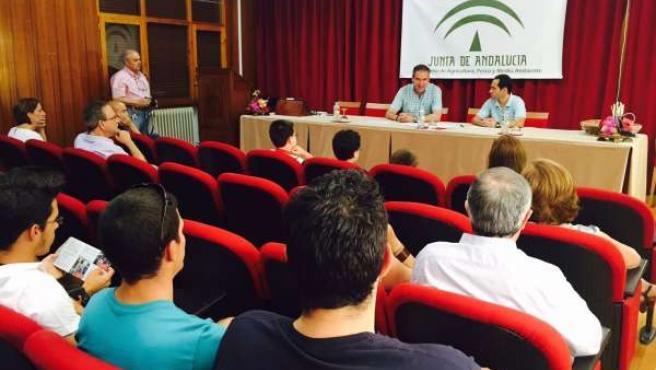 Clausura del curso de Gestión Forestal en Cazorla