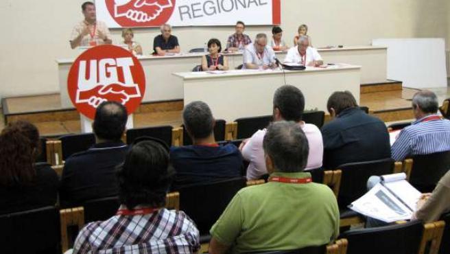 Comité Regional UGT de Navarra.