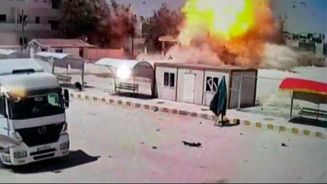 Estado Islámico ha lanzado en Siria una intensa ofensiva para reconquistar la ciudad de Kobane.