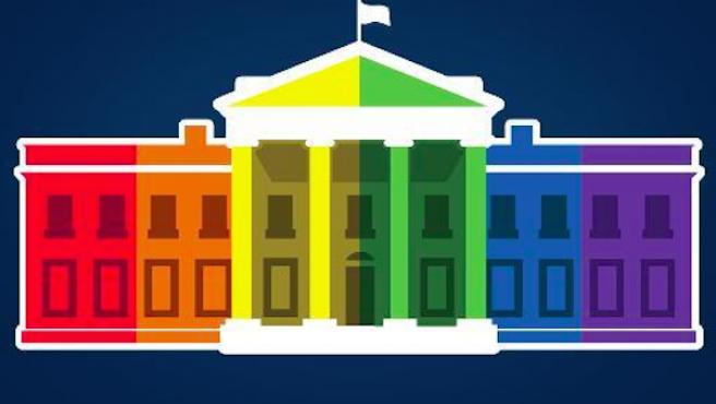 #LoveWins: Hollywood celebra la legalización del matrimonio gay