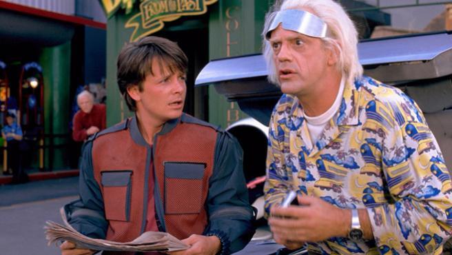 """""""¿Un 'remake' de 'Regreso al futuro'? ¡Por encima de mi cadáver!"""