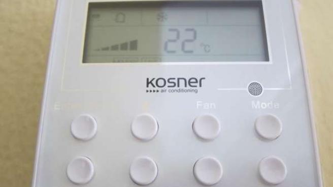 La ola de calor ha incrementado el uso del aire acondicionado