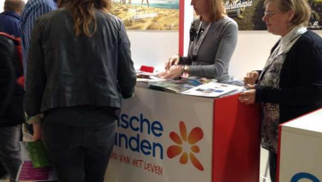 Acción promocional en Holanda