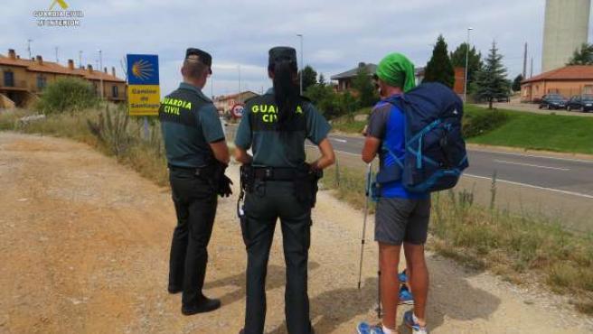 Agentes del Plan Del Camino de Santiago