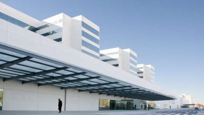 Hospital Universitario La Fe de Valencia.