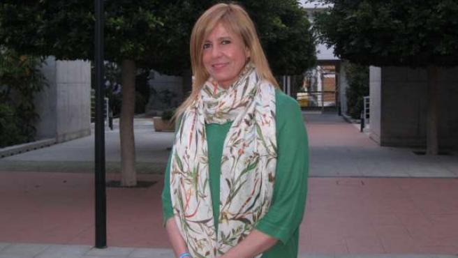 La portavoz de Turismo del PP-A en el Parlamento andaluz, Rosario Alarcón