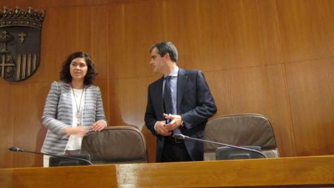 Susana Gaspar, portavoz de C's
