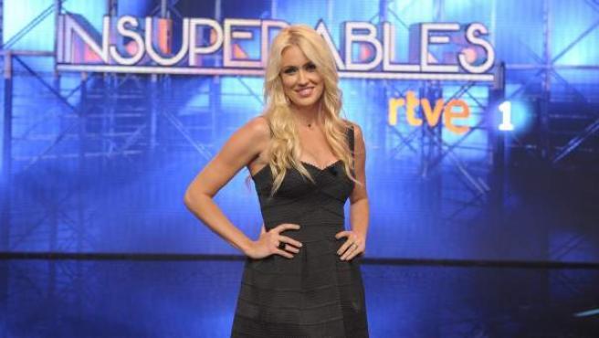 TVE presenta el nuevo 'talent show' que presentará Carolina Cerezuela, 'Insuperables'.
