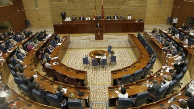 La Asamblea de la Comunidad de Madrid.