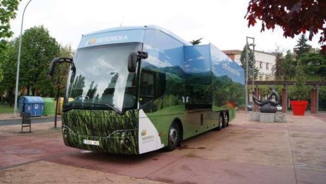 Autobús Iberdrola