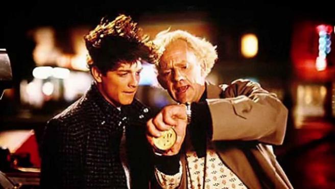 """Eric Stoltz, el primer Marty McFly, a quien echaron de """"Volver al Futuro"""" por infumable"""