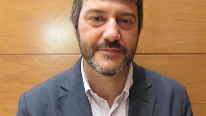 El portavoz del PP en el Ayuntamiento de Huesca, Gerardo Oliván
