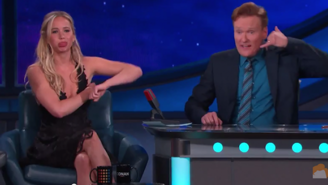Vídeo: Jennifer Lawrence canta 'Believe' de Cher