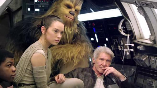 'Star Wars: El despertar de la Fuerza' - Primer vídeo detrás de las cámaras