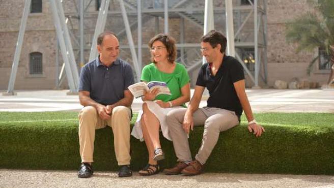 Premian A Tres Investigadores De La UPCT Por Un Estudio Sobre La Conciliación La