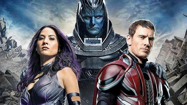 Primer vistazo a 'X-Men: Apocalypse'