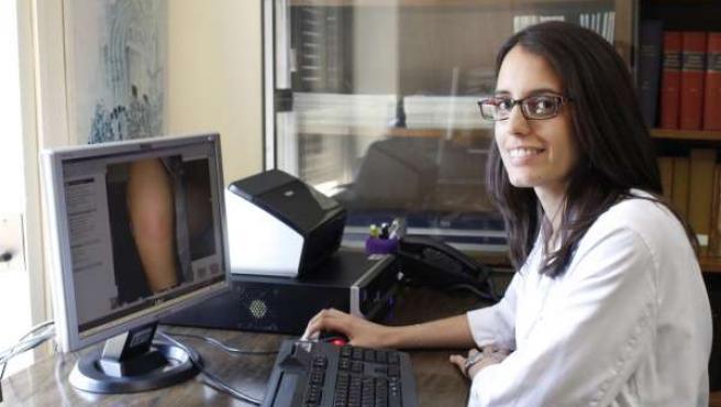 Residente de Dermatología del Hospital General de Valencia
