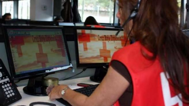 Centro de Contacto de Cruz Roja Navarra
