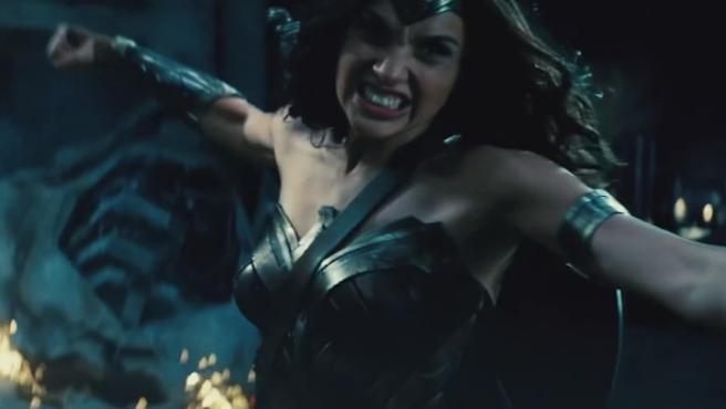 Grant Morrison contra la Wonder Woman de 'Batman v Superman'