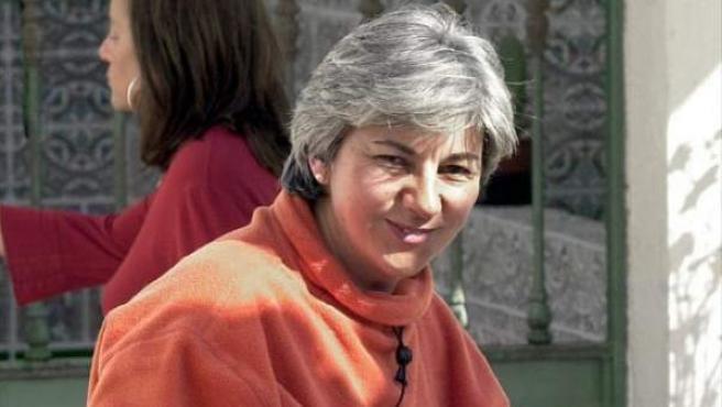 Dolores Vázquez, acusada y posteriormente absuelta del asesinato de Rocío Wanninkhof en 1999.