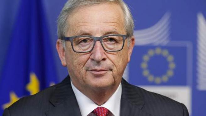El presidente de la Comisión Europea (CE), Jean-Claude Juncker.
