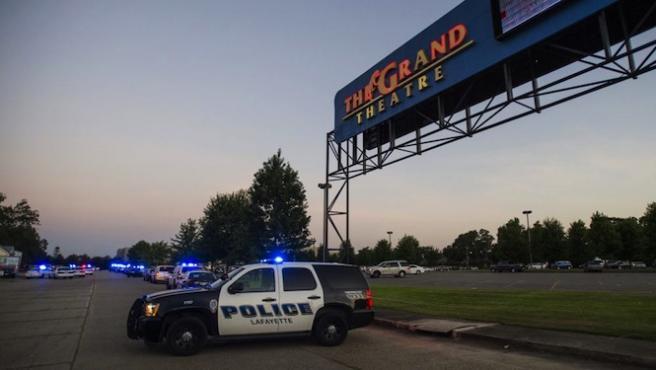 Un tiroteo en un cine de Louisiana deja tres muertos, incluido el agresor