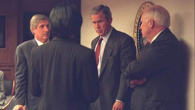 Bin Laden, Atta, Bush... los grandes protagonistas del atentado del 11-S