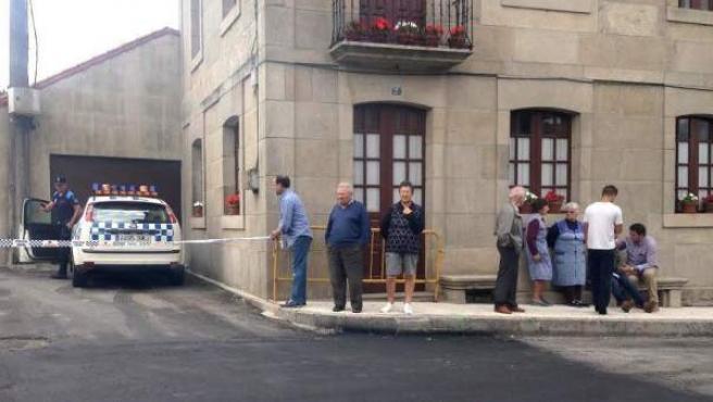 Un hombre ha matado a sus dos hijas menores de edad y ha intentado suicidarse en Moraña (Pontevedra).