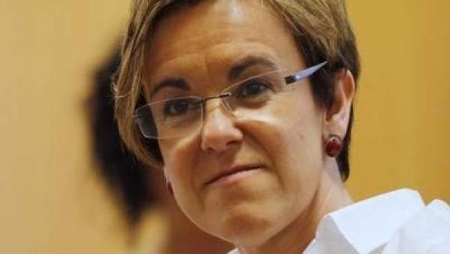 La número dos del PSOE en el Ayuntamiento de Madrid, Purificación Causapié.