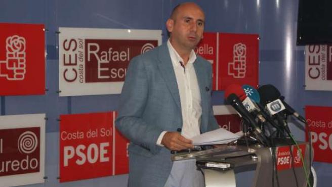 Francisco Conejo PSOE Andalucía PSOE-A PGE valoración socialista